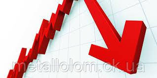 Очередное падение цены на 200 грн/т
