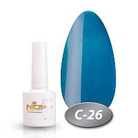 Гель-лак Nice for you Professional 8,5 ml №С26