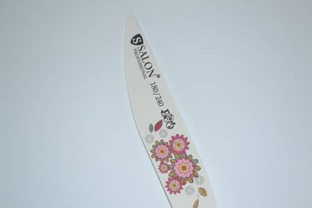 Пилка для ногтей Salon 180-240