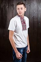 Мужская футболка с орнаментом , фото 3