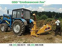Щепорез, измельчитель древесины Wallenstein BX72S