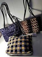 Женская сумочка 22х28 см разных цветов