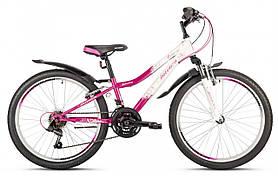"""Підлітковий велосипед Intenzo Princess 24"""" 2019"""