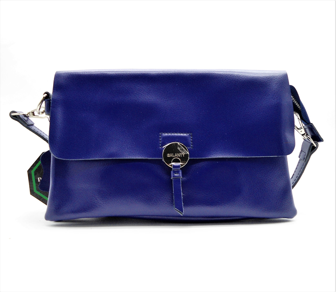0ff6db58d662 Женская сумка-клатч синего цвета WDU-443953 - Интернет- магазин
