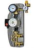 """Насосная группа для гелиосистем BRV (Италия)Насосная группа 1 линия, 3/4"""", 8-28 l/min, Wilo ST25/7, термометр,"""