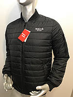 Мужская куртка бомбер Reebok копия