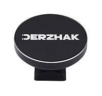 Автодержатель беспроводная зарядка DERZHAK U1 Черный