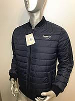 Мужской бомбер Reebok куртка копия