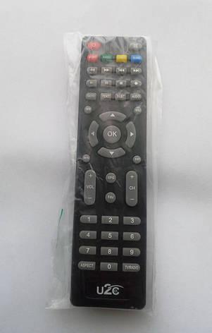 Пульт ДУ  для Uclan U2C  DVB-T2 T2 HD Plus, фото 2