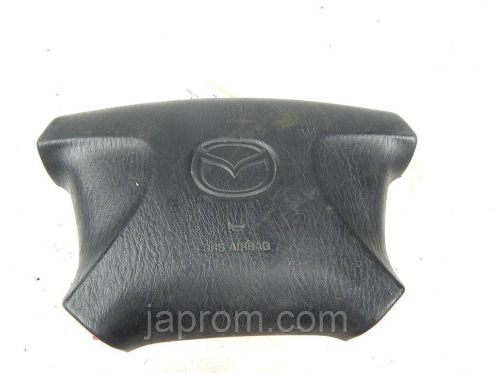 Подушка безопасности водителя в рулевое колесоMazda 323 BJ 626 GF Premacy 1997-2000г.в.