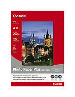 Canon 1686B032 SG-201 полуглянцевая фотобумага для струйной печати 260 г / м2 A3 +