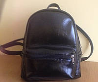 Рюкзак женский городской (черный).