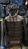 Мужская куртка Reebok из плащевки копия