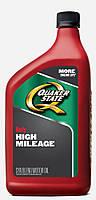 Моторное масло QUAKER STATE® DEFY HIGH MILEAGE SAE 10W-40, фото 1