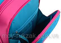 """Ранец ортопедический каркасный """"YES"""" Flamingo H-12, 554501, фото 3"""