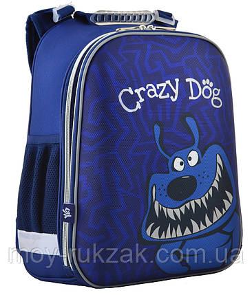 """Ранец ортопедический каркасный """"YES"""" Crazy dog H-12, 554621, фото 2"""