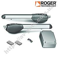 Комплект автоматики KIT R20/320 Roger для распашных ворот (ширина до 5 м)