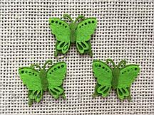 Фетровая бабочка