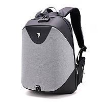 Рюкзак для ноутбука Arctic Hunter Elit design 15.6 Grey