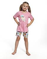 Пижама CORNETTE KD-787/55, размеры 110-116 хлопок, Польша, фото 1