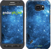 "Чехол на Samsung Galaxy S6 active G890 Звёздное небо ""167u-331-1852"""
