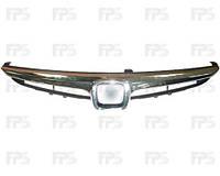 Новая хромированная накладка решетки Honda Civic седан -09