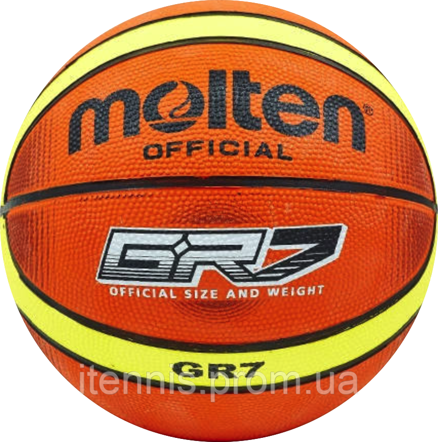 Баскетбольный мяч Molten GR7 /TI