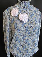Блузы женские из шифона