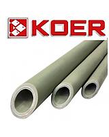 Труба Koer ппр композит алюминий 40x6,7, фото 1