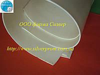 Силиконовая белая пластина 1мм 300*300мм, фото 1