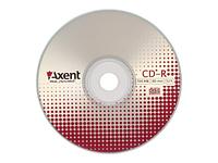 Диск CD-R 700MB/80min 52X Axent, bulk-50 (8102-A)
