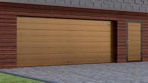 Секционные ворота doorhan RSD01