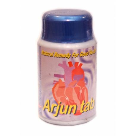 Аржуна — здоровье серца, снижение давления, Arjuna (100tab)