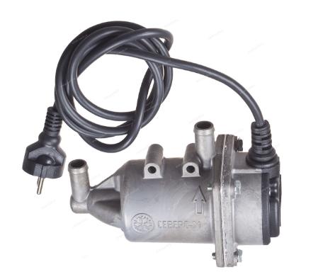 Предпусковой подогреватель двигателя ПСН «Северс-М1» 1,5 кВт., фото 2