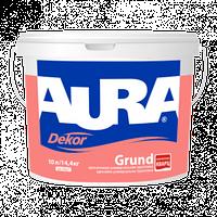 Кварцевый грунт Aura Dekor Grund для внутренних и наружных работ