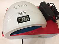 Лампа для маникюра SUN 1S UV/LED (белая), 48 Вт