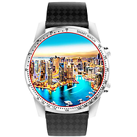 Смарт-часы King Wear KW99 Silver (sw1001209)