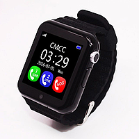 Смарт-часы WONLEX V7K Black