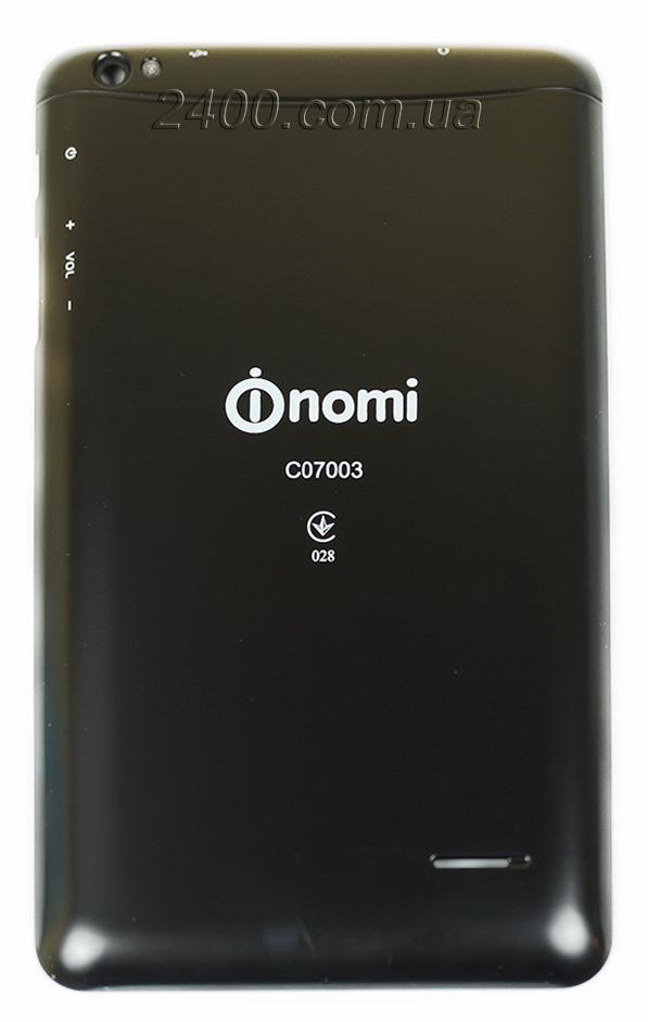 Крышка задняя (деталь корпуса) для планшета Nomi C07003 - Комплектуючі до комп'ютерної техніки 2400.com.ua в Киеве