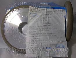 Алмазный круг Радиус (1FF1;А5П) 125х12х6х6х32 100% АС4 Связка В2-01