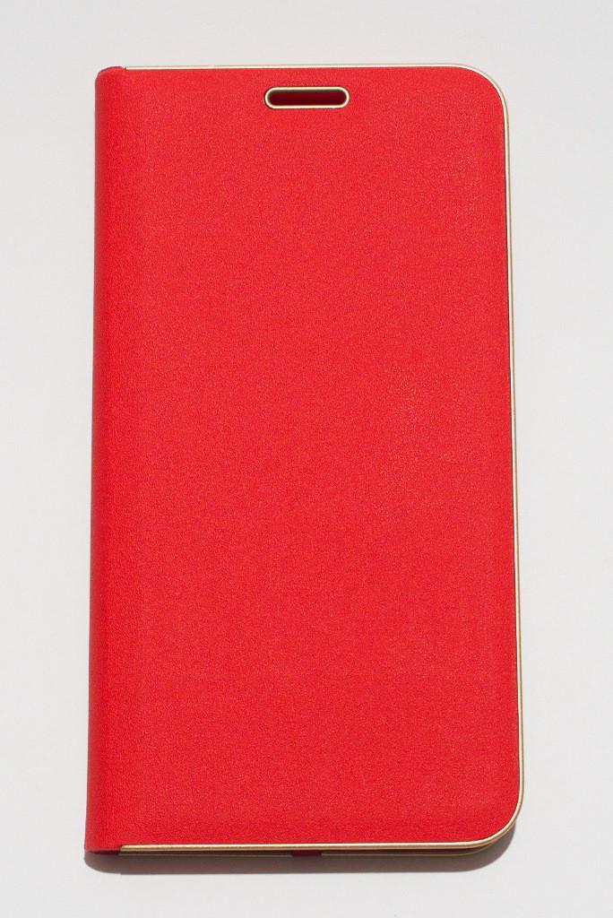 Чехол-книжка для Samsung Galaxy J7 2017 J730 Florence TOP №2 красная