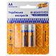 Батарейка АСКО-УКРЕМ Super Alkaline AА 2 шт, фото 2