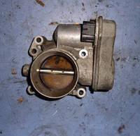 Дроссельная заслонка электрOpelVectra B 2.2 16V1999-200225312094, 29400B0099 (мотор Z22SE)