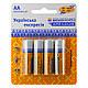 Батарейка АСКО-УКРЕМ Super Alkaline AА 4 шт, фото 2