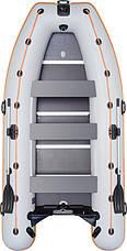 Надувная лодка KOLIBRI (Колибри) KM-400DSL, фото 3