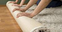 Укладка ковролина - мягкое и удобное покрытие в Днепре