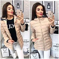 Женская демисезонная куртка №43-340