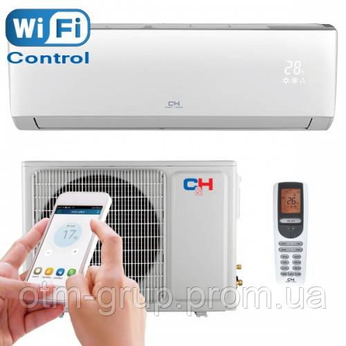Кондиционер Cooper&Hunter CH-S18FTXLA Wi-Fi