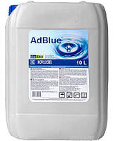 Жидкость AdBlue для снижения выбросов оксидов азота (мочевина), 10 л