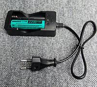 Двухканальное зарядное устройство для литиевых аккумуляторов 18650.